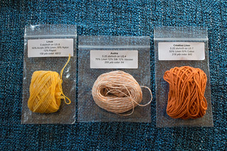 Yarn of the Month Club, June 2015 | by Terriko