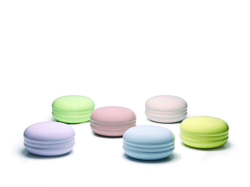 LILGAEA // macarons stools