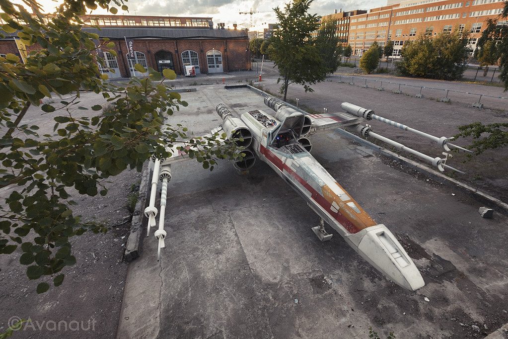 My Incom T 65 X Wing Starfighter Vol 2 Tuning The Four