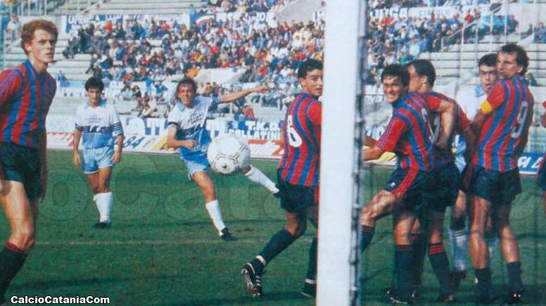 Lazio-Catania del 19 ottobre 1986