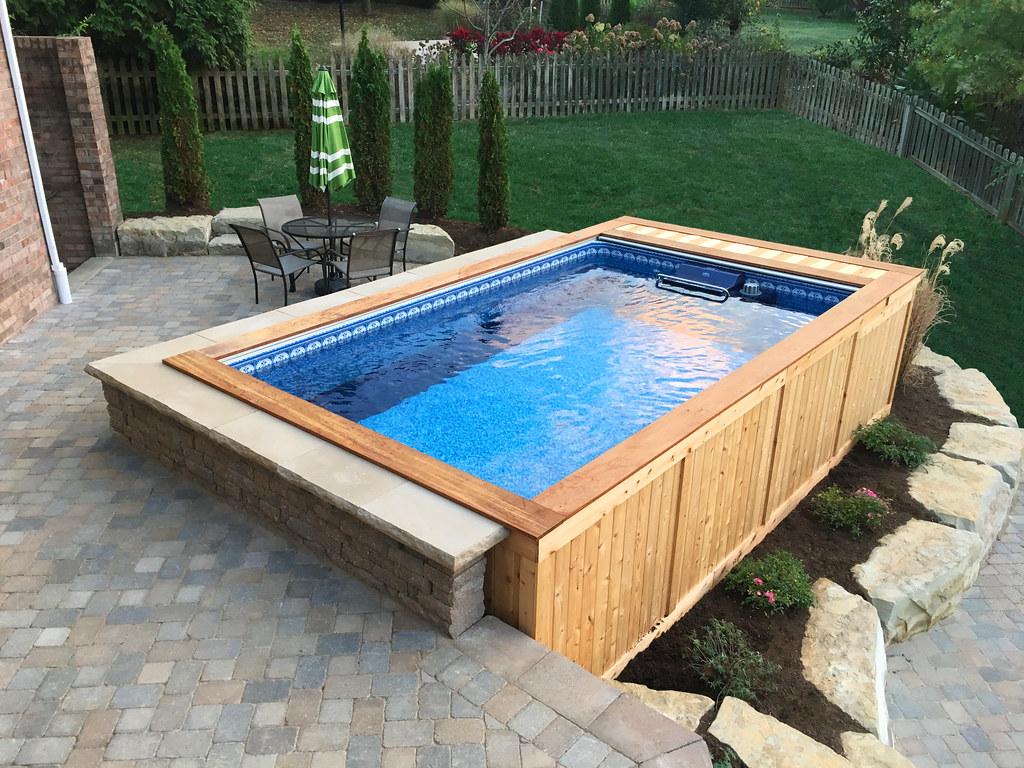 Original Endless Pool 174 Smart Installation Tip Install