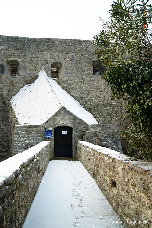Вход в Форте Маре
