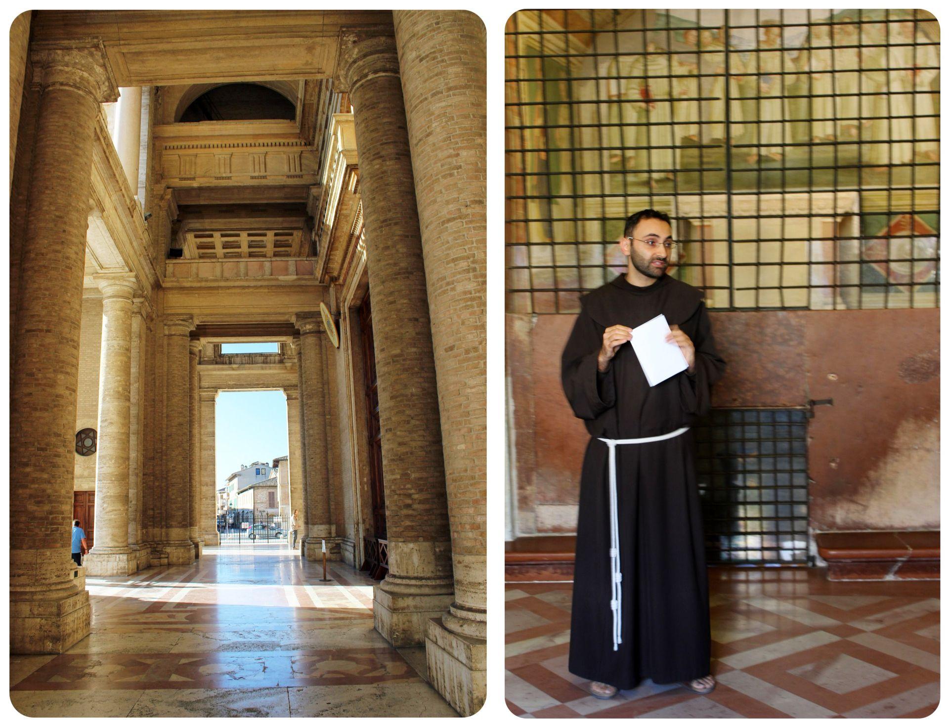 Assisi papal basilica of saint francis