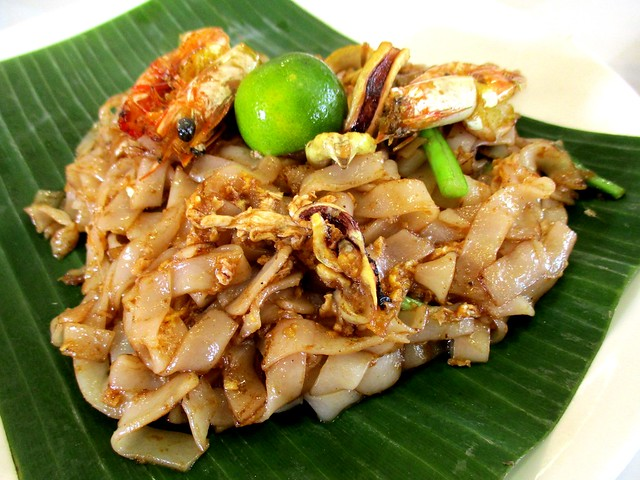 Sarawak kway teow