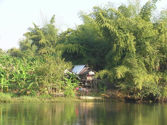 Kwai River, Thailand