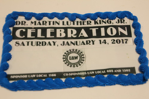 2017 MLK JR Celebration at Local 685 Union Hall