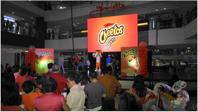taters cheetos snack fest