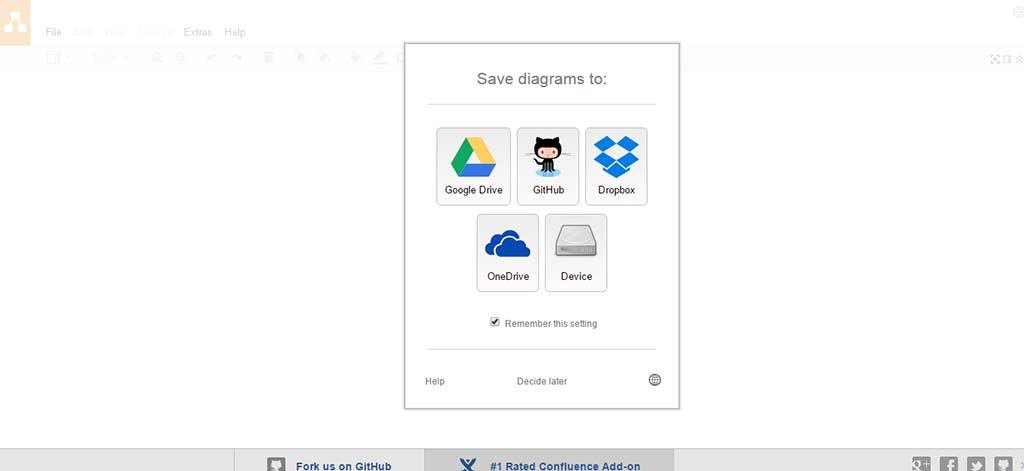 Extremely useful websites #16: This free service lets you draw diagrams and save them to your PC for free.