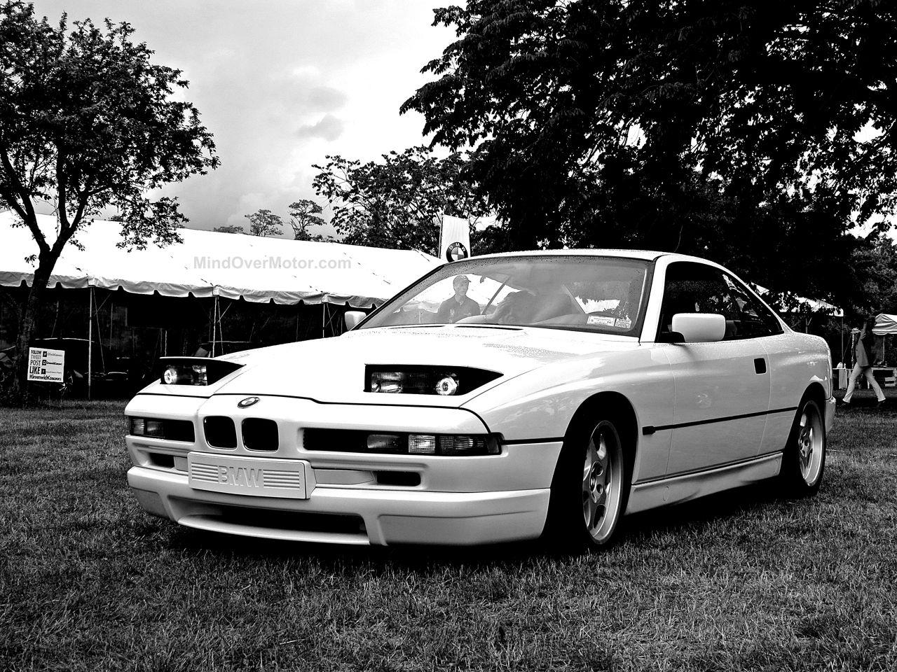 Greenwich 2 BMW 850CSI V12