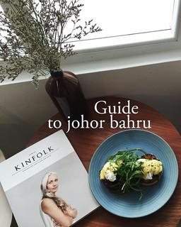 guide to johor bahru
