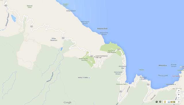 hana map