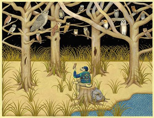 David Jien, The Knite Owls, 2012
