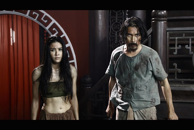The Black Death Thai Movie