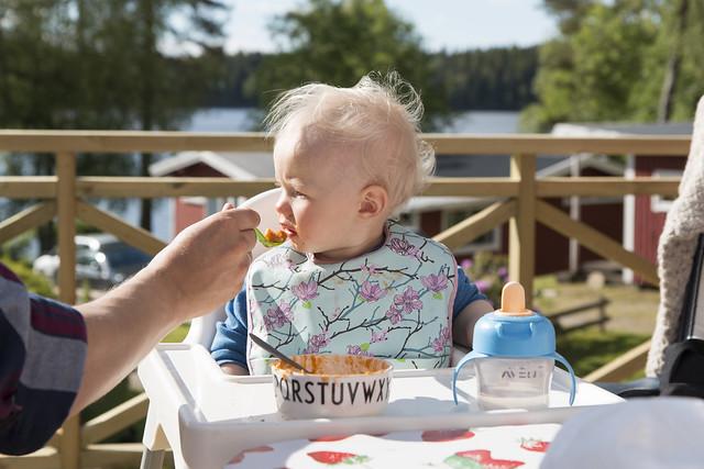 Midsommardagen 2015 i Revesjö