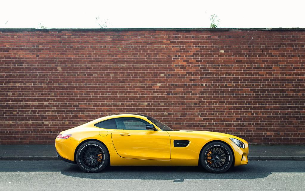 2015 Mercedes-Benz AMG GT S UK Version | Eddie Phạm | Flickr