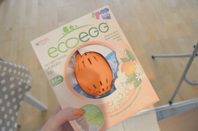 Eco Egg Orange Blossom