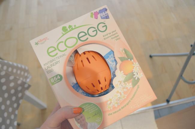 Eco Egg Orange Blossom