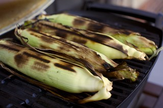 烤玉米的唯一方法
