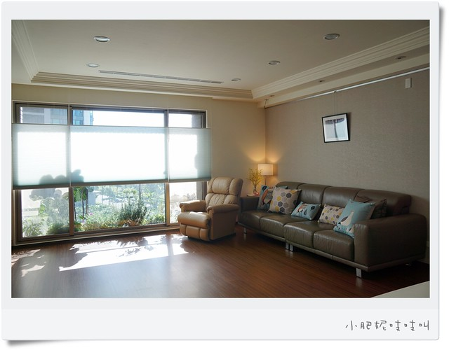 【我超滿意的風琴簾】家裏最歡樂的一扇窗