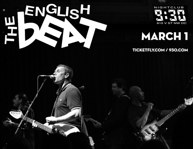 The English Beat & Dave Wakeling