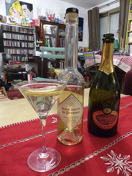 absinthe spritz