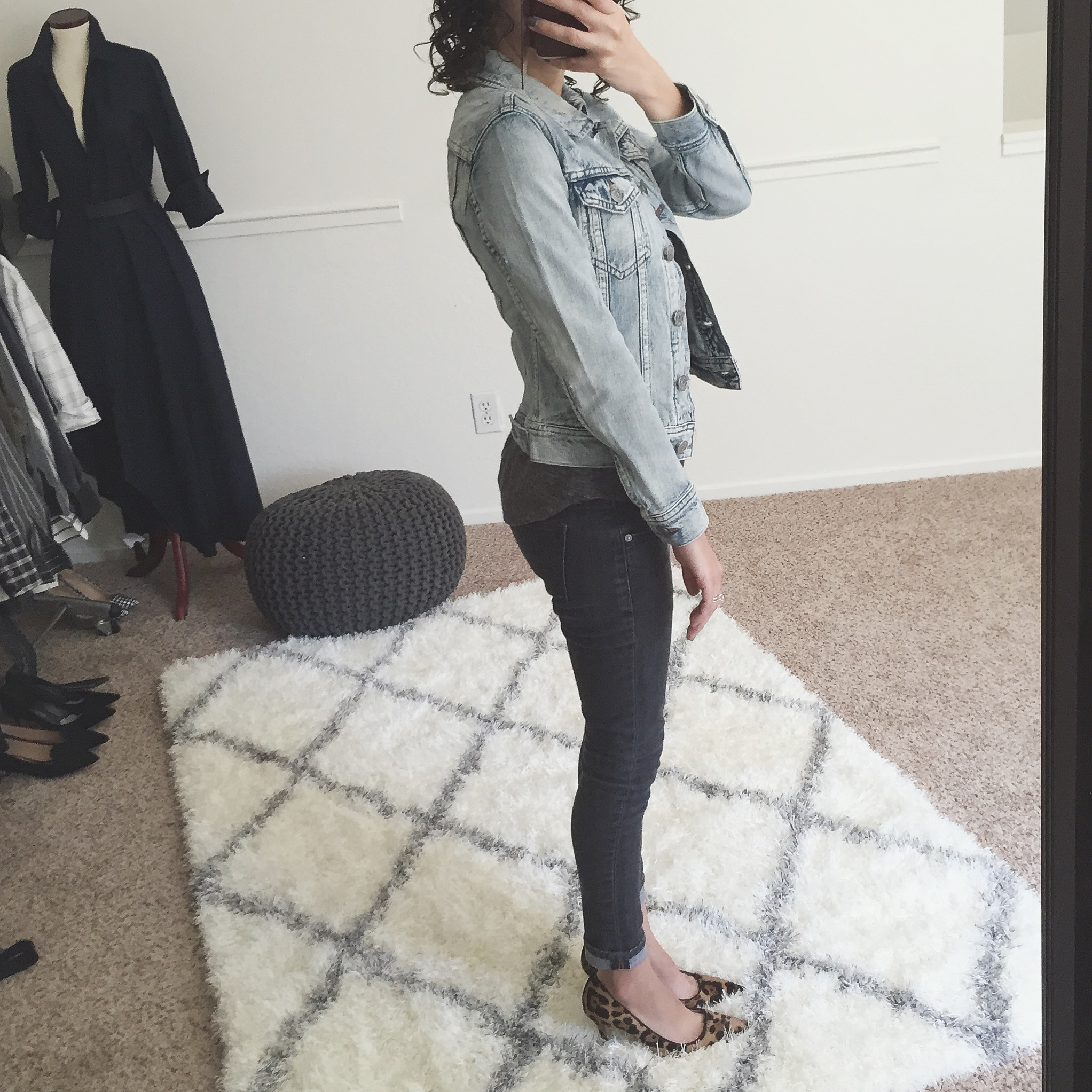 Review J.Crew Denim Jacket Calyer Wash