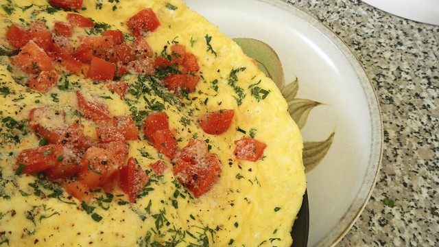 Five-Minute Frittata 14