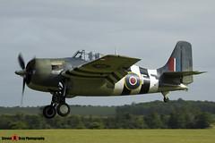 G-RUMW JV579 F - 5765 - The Fighter Collection - Grumman FM-2 Wildcat - Duxford, Cambridgeshire - 150523 - Steven Gray - IMG_4721