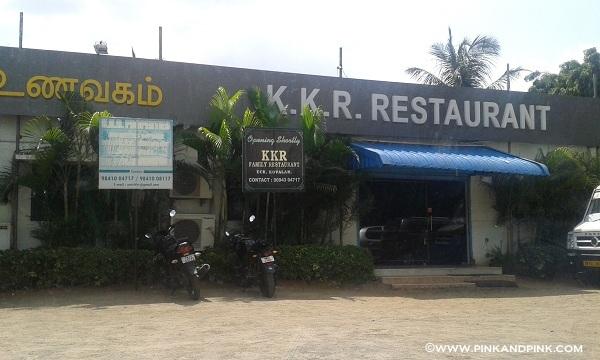 KKR Restaurant Padur