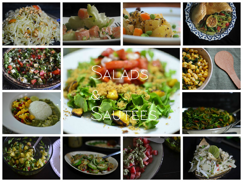 Salad Sautees