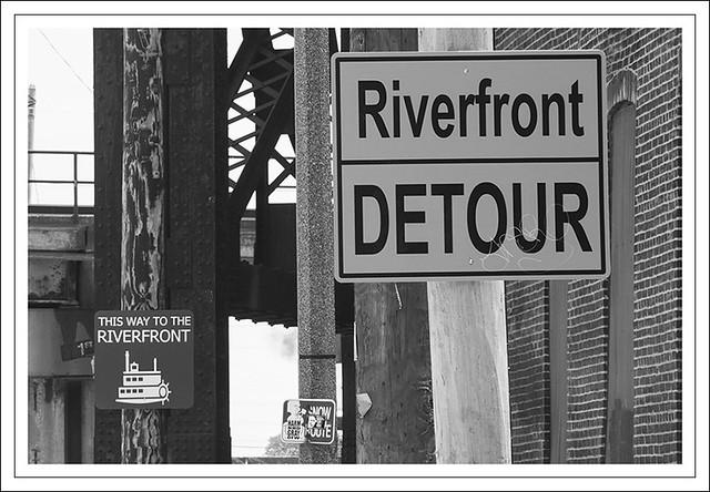 Riverfront Detour