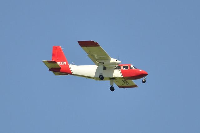 G-BCEN BN-2A-26 Islander (Endurence)