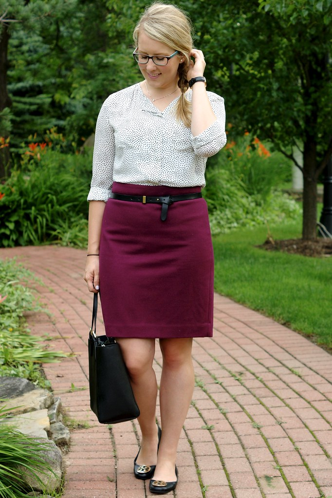 j.crew number 2 pencil skirt