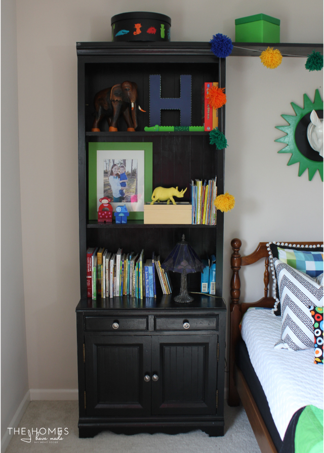 Built-In From Bookcases
