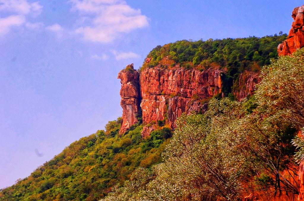 Eagle(Garuda) Mountain...