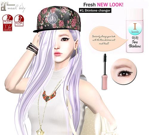 -Ikonik- Ara +(Skin) + Mesh Head