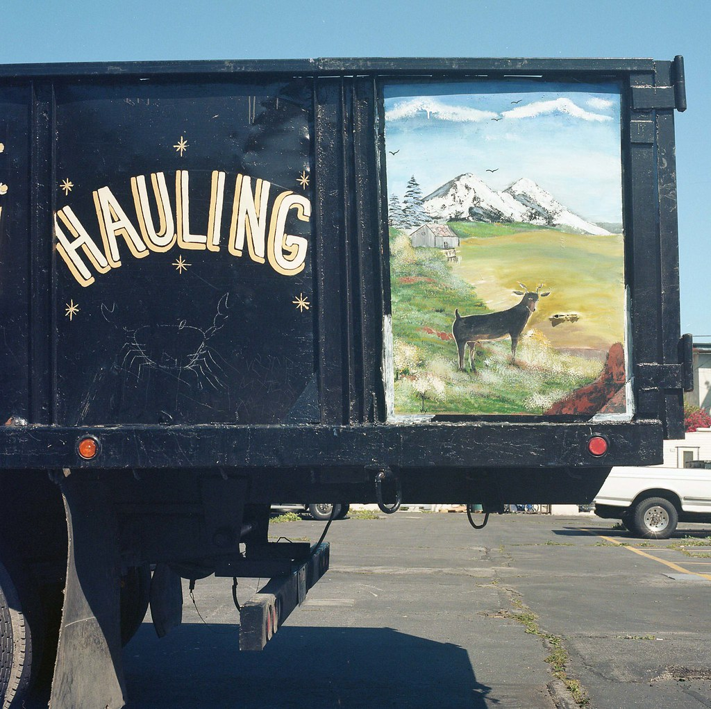 Hauling mural | by ADMurr