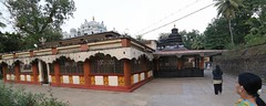 Vathiraja Nava Vrindavan and Bottharaja shrine