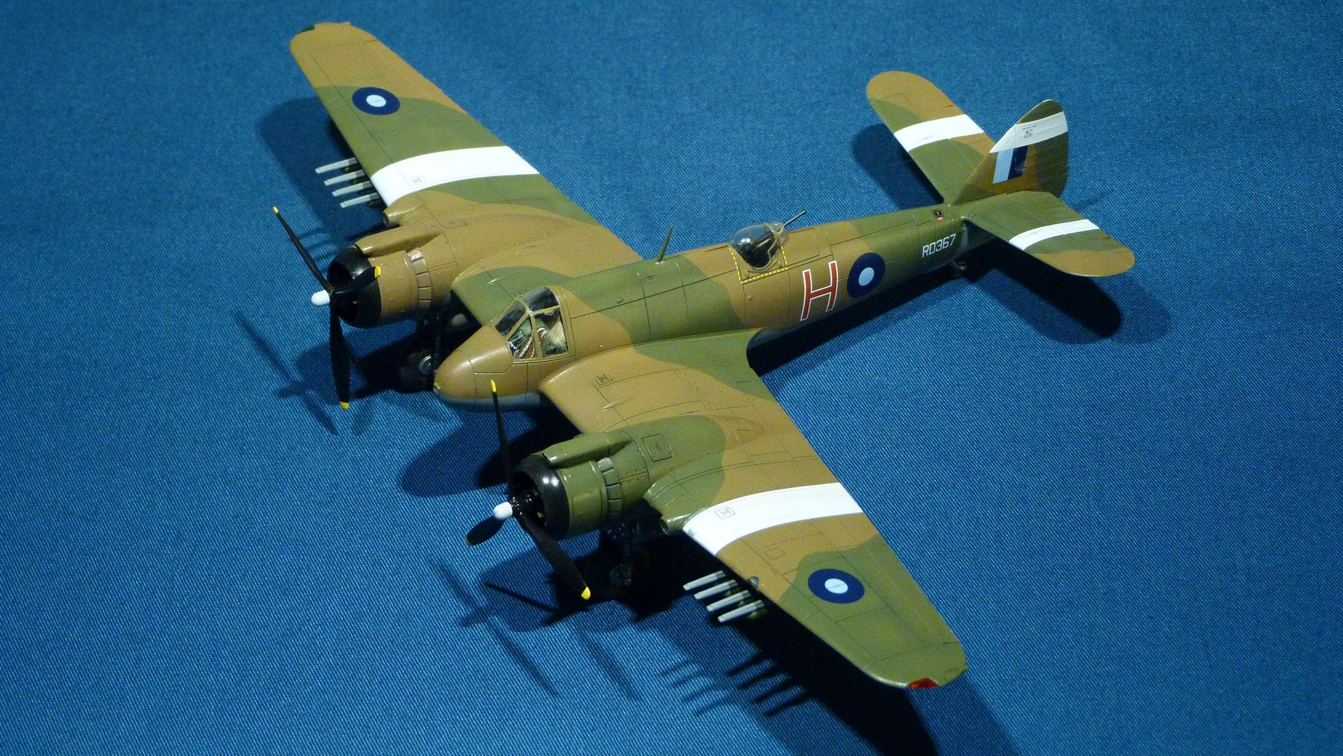 Airfix 1/72 Bristol Beaufighter TF  MK X - Ready for Inspection
