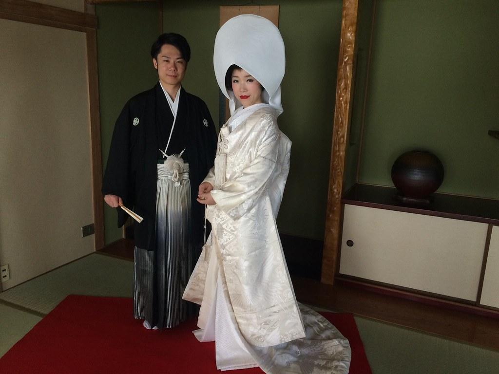 和装結婚式白無垢プラン