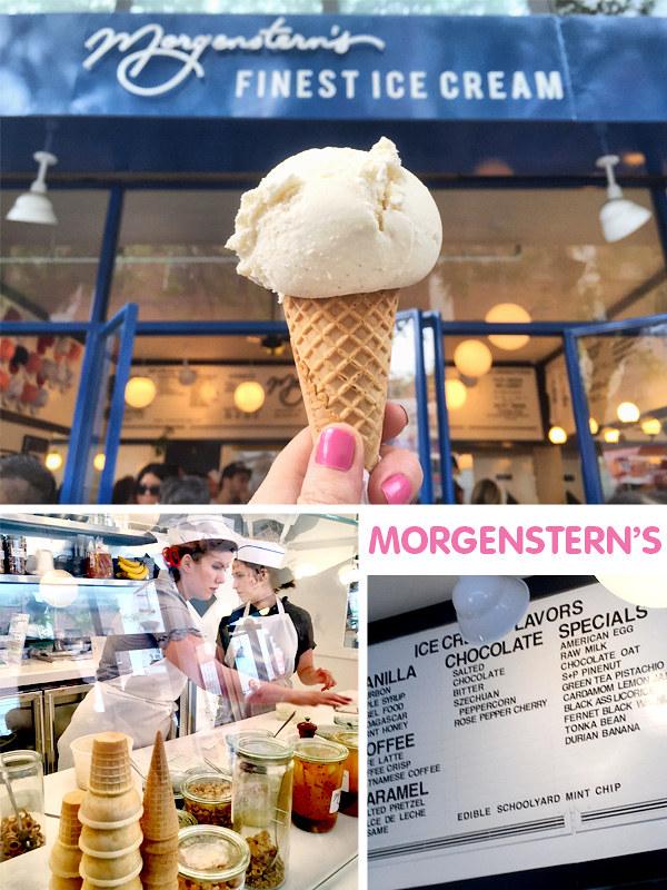 Morgenstern's Ice Cream