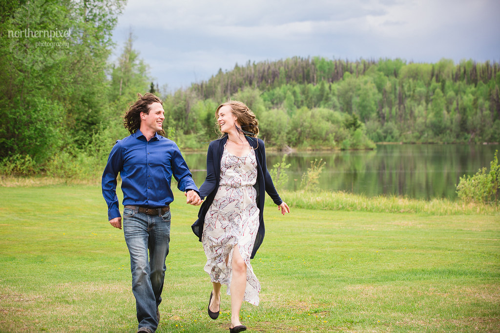 Prince George Engagement Session