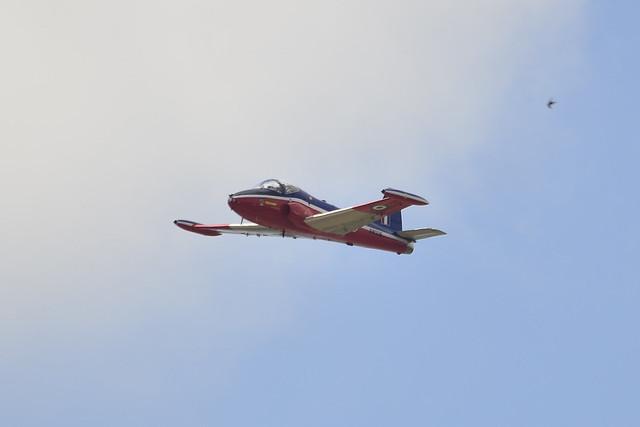 G-BWGF/XW325 Provost T.5