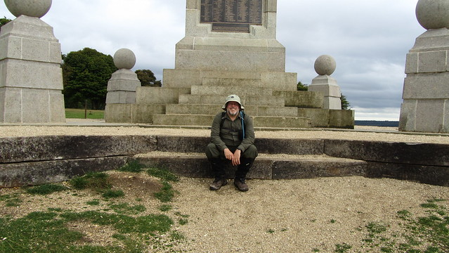 Me on Coombe Hill
