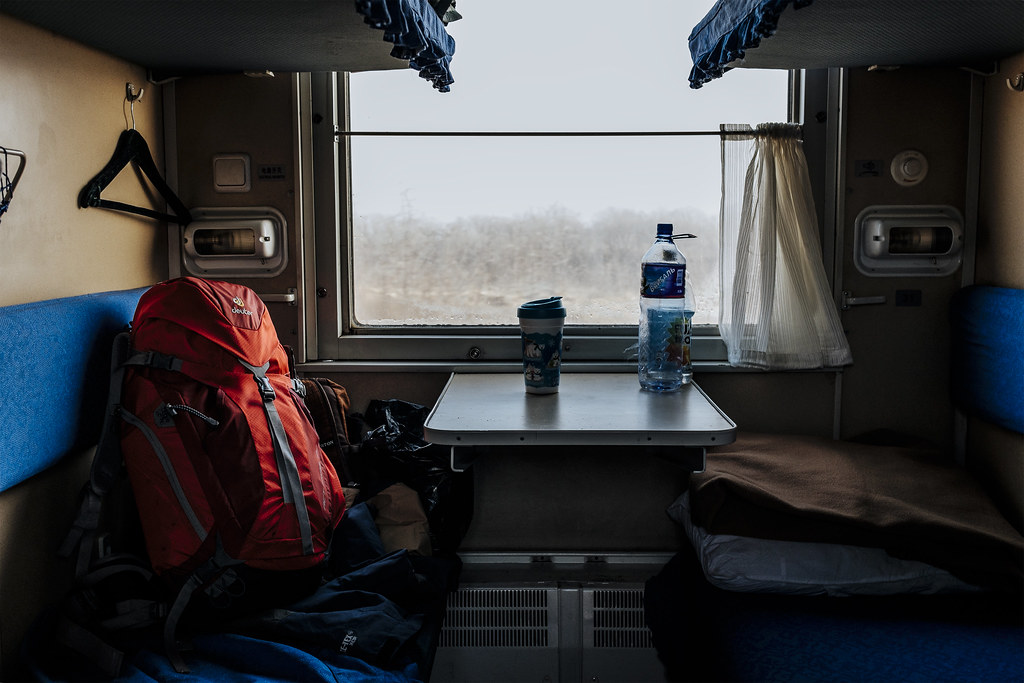 Trans Siberian Railway | Seat 29