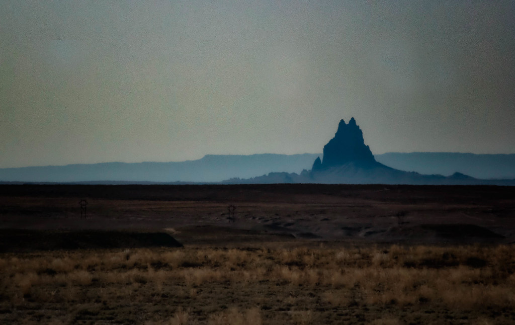 Dreams Of Shiprock