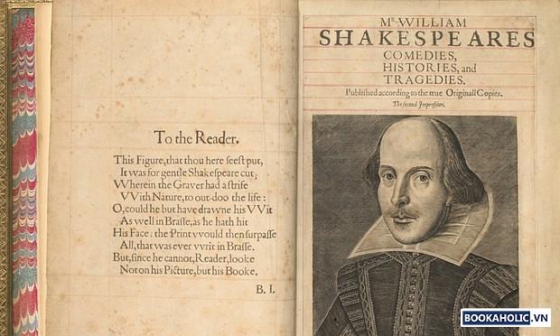 Shakespeare's second folio
