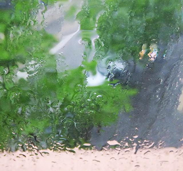 kaatosade, rakeet. Hails, rain