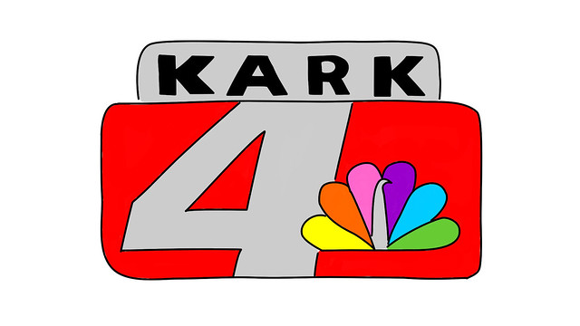 KARK-4 TV station logo.