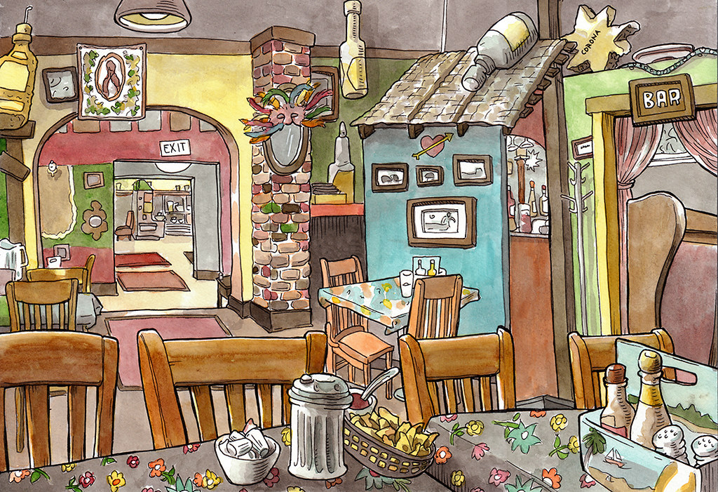 ... Mamau0027s Mexican Kitchen | By Steven B. Reddy